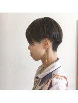LiLy hair design ~ 刈り上げショート