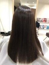 髪☆整☆形カラートリートメント