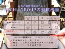 ヘアーアンドスパ フェリーチェ ミチ 野田屋町店(HAIR&SPA felice MICHI)