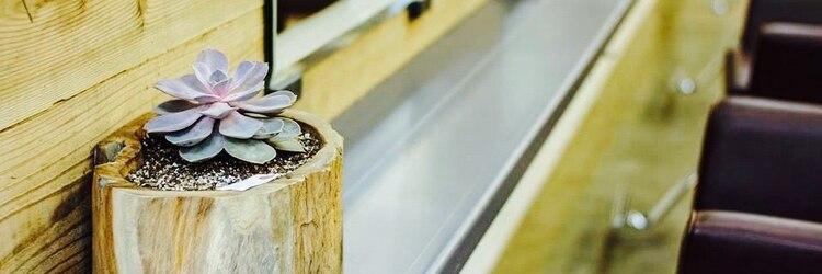 アオゾラヘアーナミキザカ(AOZORA HAIR namikizaka)のサロンヘッダー