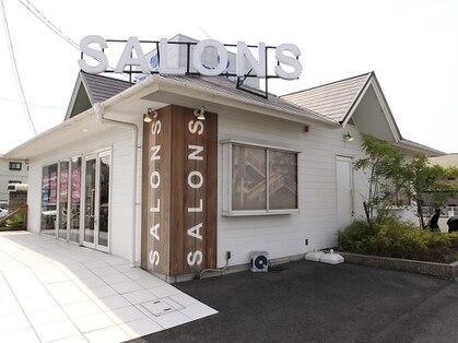 サロンズヘアー 松山鴨川店(SALONS hair)の写真