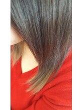 ベルメール ヘアー(Belle mer hair)インナーカラー