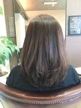ハンナリ(Hannari)白髪があっても透明感のある、頭皮に優しい艶髪カラー!!