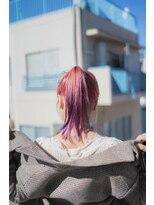 サイ(sai)【sai】pink purple design