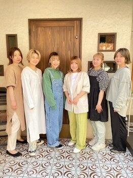 ヘアーメイク アフィーノ(hair make affino)の写真/大宮東口☆女性ならではの目線で一人ひとりとじっくり向き合ってあなたのイメージ、可愛らしさを引き出す♪