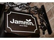 ジャミン 清水店(Jammin.)の雰囲気(コチラの看板が目印)