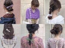 ロチカバイドールヘアー 心斎橋(Rotika by Doll hair)の雰囲気(インスタグラマーさん御用達のサロン★)