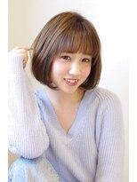 ヘアリゾート リアン(hair resort Lien)ワンカールボブ ☆Lien☆ 倉田
