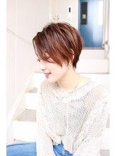 ギャレット 新宿店(Garret)ハンサムショート2☆