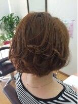 ヘアサロン シュシュ(Hair salon Chou chou)ボブ