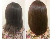 クリー(cree)の雰囲気(髪質改善トリートメントでパサついた髪を美髪に導きます。)