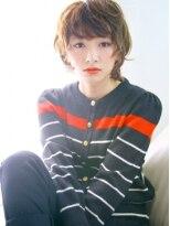 アリーズヘアー 青山(allys hair)allys hair aoyama 大人可愛い愛されショート【WAJI】