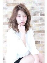 【ALLURE】透け感ラフミディ