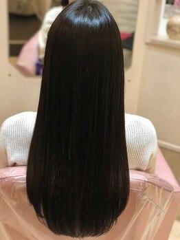 エンヴィ 東池袋店(Envy)の写真/究極の【髪質改善】高機能還元塩基トリートメント導入!ダメージをうける前の生まれたてのような髪質に…★