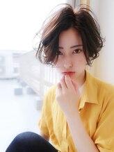 オーシャン ヘアライフ(OCEAN Hair Life)[OCEAN Hair&Life藤原 純]脱力感無造作ショート☆