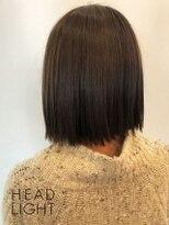 フローレス バイ ヘッドライト 三鷹店(hair flores by HEADLIGHT)ツヤ髪×切りっぱなしショートオブ_SP20210224