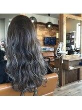 ヘアサロンアコール(Hair Salon acoord)3Dハイライトカラー
