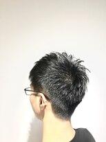 ヘアサロン レア(hair salon lea)【LEA赤羽 山本】束感 ベリーショート