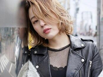 アミリ(AMILI)の写真/【栄・矢場町】ケアもカラーデザイン両方ほしいならAMILI♪オシャレ女子御用達サロン◎