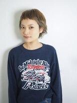 パーマネントガレージ(Parmanent Garage)オリーブアッシュ☆ショート