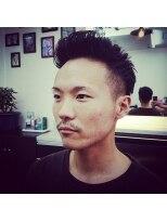 ヘアーサロン ファイン(Hair Salon FINE)リーゼント風ショート