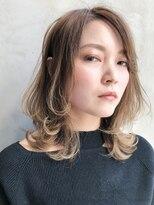 アルバムギンザ(ALBUM GINZA)ワンカールレイヤー_くびれミディイヤリングカラー_38372