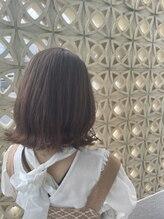 ワクヘアー(WaKu hair)ベージュカラー