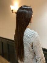 髪質改善ヘアエステで【子どもの頃のような素髪へ】