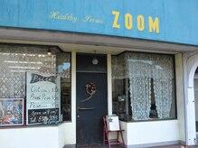 美容室 ズーム(ZOOM)の雰囲気(青い看板が目印☆)