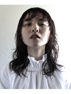 ザサロンデリシャス ヘアアンドメイクアップ(the salon Delicious hair&make up)ロングウルフ
