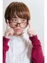 ミンクス ギンザ(MINX ginza)【MINX鈴木】シンプルな丸みショートカジュアルスタイル