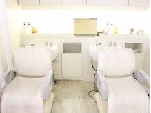 美容室 フリゼ(frise)の雰囲気(スパMENUでリラックス☆クリームバスが一番人気♪)