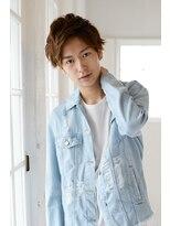 アース 八王子店(HAIR&MAKE EARTH)セクシー&クールなネープレスショート