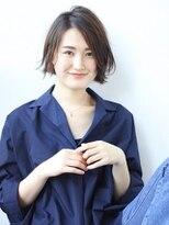 ケーツー 青山店(K two)【K-two青山】大人可愛いナチュラルセンシュアルショートボブ