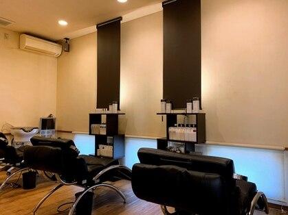 美容室 グラン ブルーの写真
