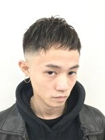 アブアイロス(LOSS)【stylist/shogo 】シーザーフェード