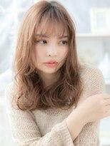 モッズヘア 上尾西口店(mod's hair)シースルー前髪インナーカラー小顔ストカールa上尾20代30代40代