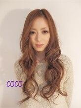 ココクイーンズヘア(CoCo Queen's hair)イノセントパーマ
