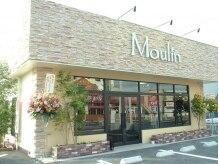 ムーランヘアー(Moulin hair)の雰囲気(レンガ造りの外観が目印です♪)