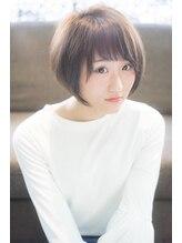 ヘアメイク ベル(hair make Belle)☆愛され☆フェアリーショートボブ