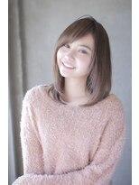 好感度高めサラツヤ小顔ストレート【nananaparena】◆