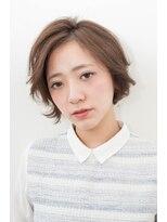 ヘアケアサロン シェーン(hair care salon Schon)ショートヘアでも、小顔効果で可愛いパーマ