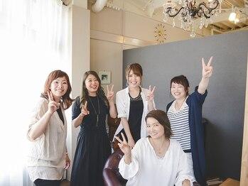 クララデアンシュシュ(Kurara de UN CHOU CHOU)の写真/UN CHOU-CHOUのスタッフはすべて女性!女性からも男性からも圧倒的な支持と技術で行きつけのサロンに☆