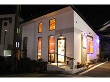 ビピット(vipit)の雰囲気(一軒家のかわいい建物はまるでカフェのよう♪)
