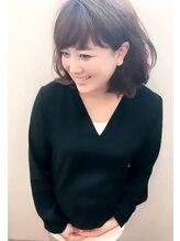 オルガ ヘアアンドメイク(Oluga hair&make)白岩 明菜