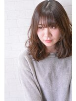 アトリエ ドングリ(Atelier Donguri)『髪質改善』ennui medium