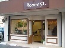 ルーム151(Room151)の雰囲気(こちらの外観を目印にご来店ください。)