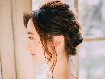 ファーレ Life Beauty店(Fare)の写真/華やかなイベントには欠かせないヘアセットは幅広いアレンジでトレンド×可愛いが叶う゛Fare゛で♪