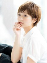 リル ヘアーデザイン(Rire hair design)【Rire-リル銀座-】☆マッシュショート☆