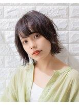 ケーコーム プール(K-COM POOL)大人かわいい小顔ミニボブ20代30代40代